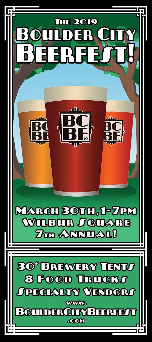 Utah Beer Festival 2020 Boulder City Beerfest! | Always the Last Saturday in March!